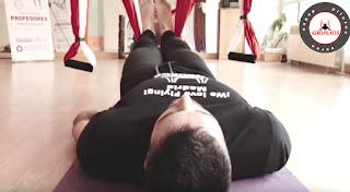 Pilates Aéreo, Aero Pilates Ejercicio, wellness