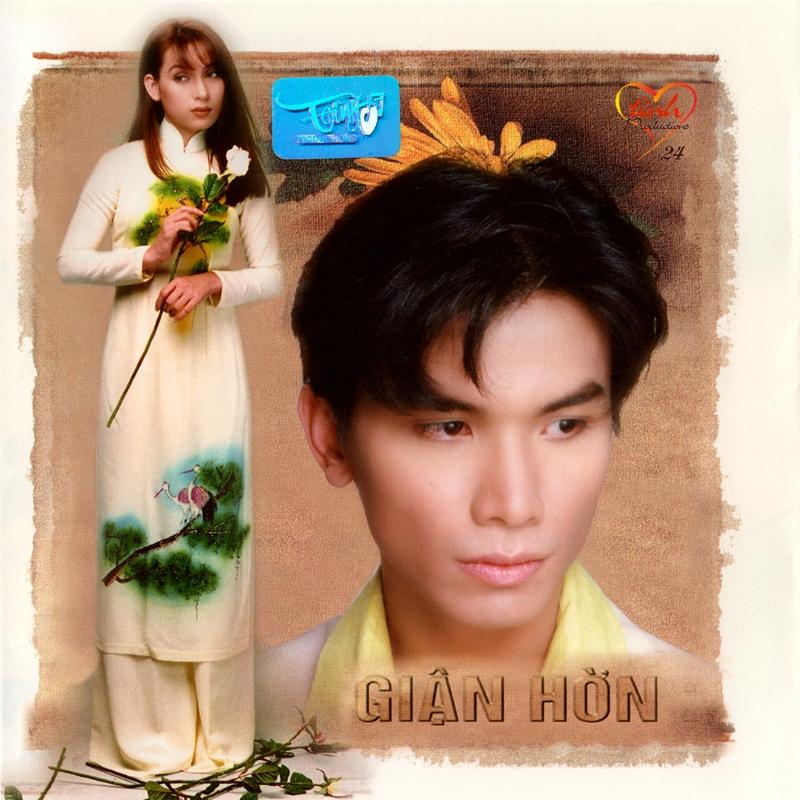 Tình CD024 - Phi Nhung, Mạnh Quỳnh - Giận Hờn (NRG) + bìa scan mới