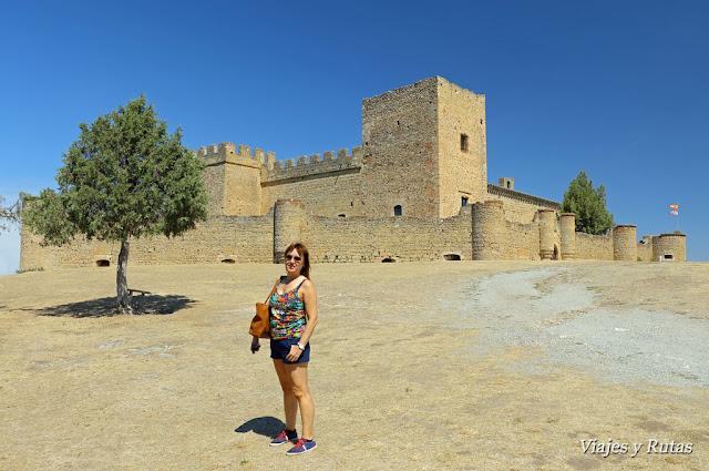 Castillo de Pedraza, Segovia