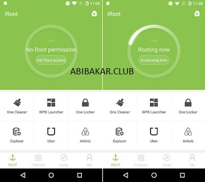 Cara Root Android Dengan iRoot