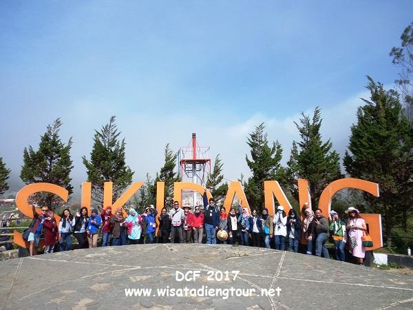 Dokumentasi DCF Dari Kawan Kurnia Dieng Tour
