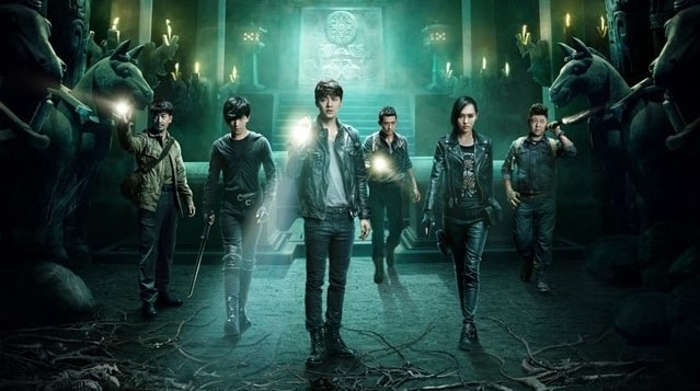 Download Drama China The Lost Tomb Sub Indo Batch