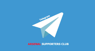 Arsenal Supporters Club telegram