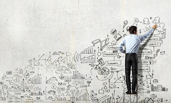對於創業者來說,一個瘋狂且適當的想法尤為重要
