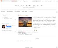 Minima Lefty Stretch Theme