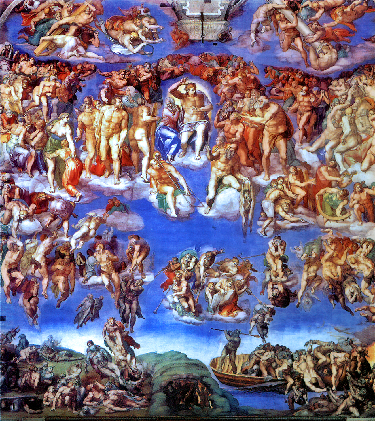 """any given day the last judgment by michelangelo the last judgment by michelangelo """""""