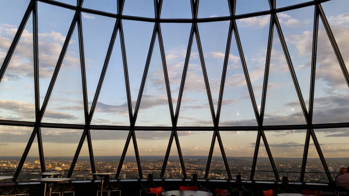 Searcys At The Gherkin Private Dining Room