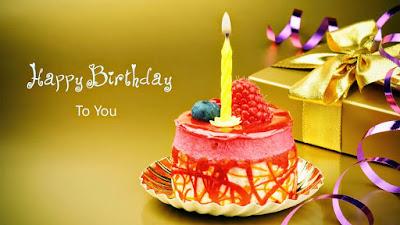 Happy Birthday SMS Wishes
