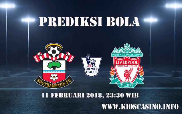 Prediksi Southampton vs Liverpool 11 Februari 2018