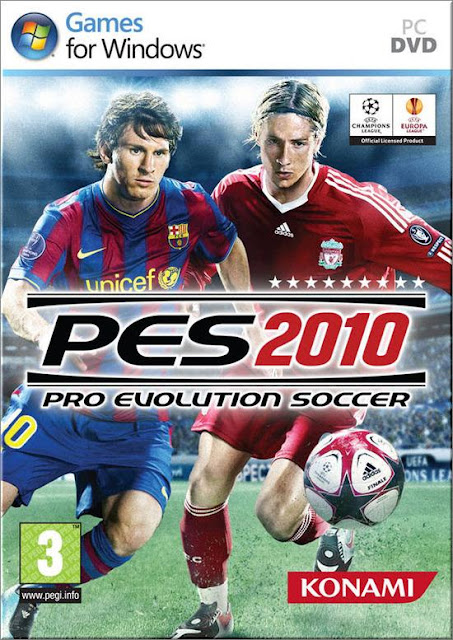Pro+Evolution+Soccer+2010 Download Free PC Game Pro Evolution Soccer 2010 Full Version