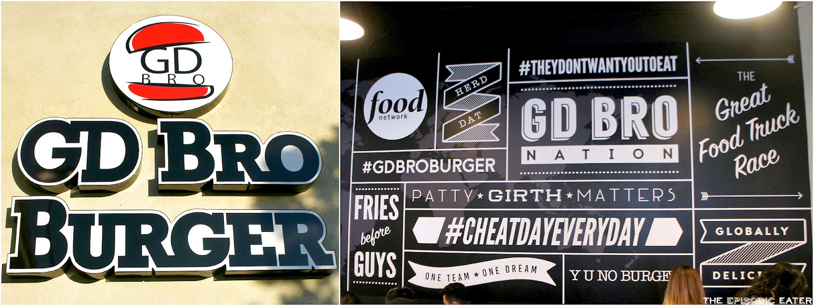 GD Bro Burger (Signal Hill, CA) - Grand Opening on The Episodic Eater!
