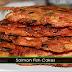 Salmon Fish Cakes Recipe