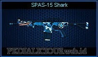 SPAS-15 Shark