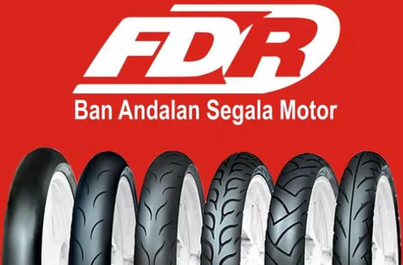 Harga Ban Motor FDR Terbaru
