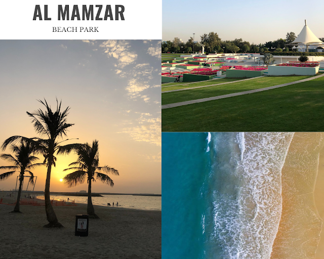 things to do in al mamzar beach park Dubai