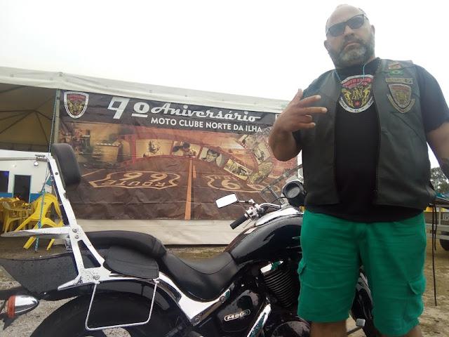 9ª ANIVERSÁRIO MOTO CLUBE NORTE DA ILHA