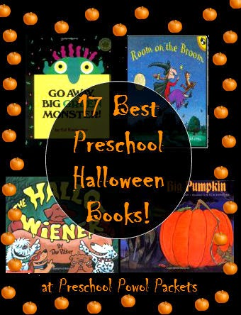 halloween is a fall favorite around here our preschoolers love cute ghosts friendly witches fall crafts and fabulous halloween books