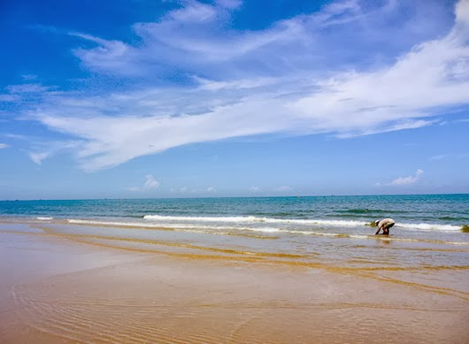 Vung Tau, a favorite beach of Southern people 4