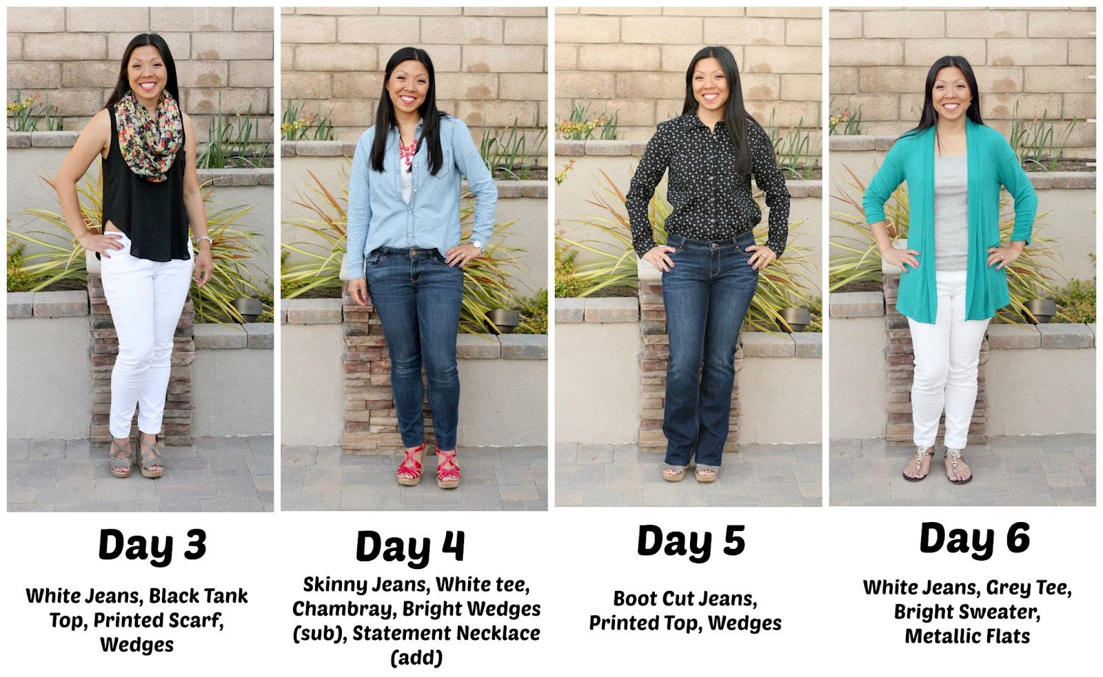 Style Me Spring 2015 Challenge - Outfits 3 Thru 9 284dd705f