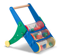 Rumble Rattle Push Toy