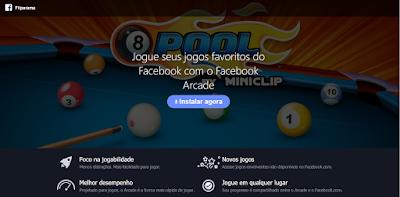 Download Facebook Arcade