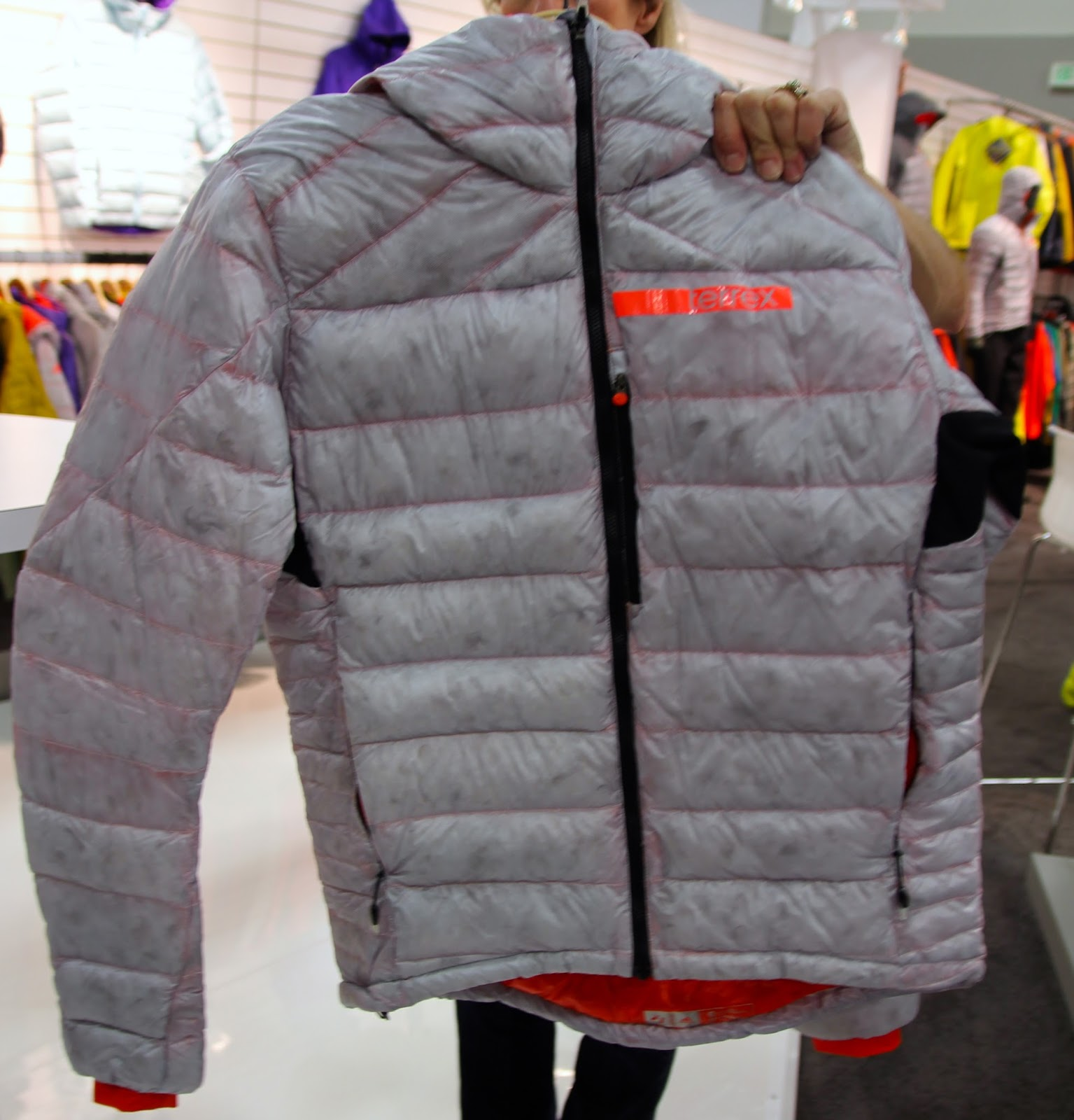 Lyra Mag Adidas Outdoors Performance Athletic Apparel F