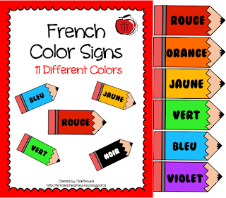 https://www.teacherspayteachers.com/Product/French-Colors-Posters-802528