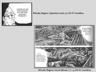 Mizuki, Shgeru. Vie de Mizuki © Cornélius