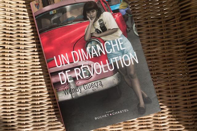 Un dimanche de révolution, Wendy Guerra, Marianne Millon, Buchet-Chastel, copyright Lou Darsan