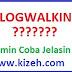 Apa Itu Blogwalking ? Ini Penjelasannya
