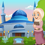 Games4King UAE Girl Rescue Escape