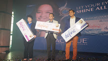 1-day Acuvue Define Launching Event Exodus Jakarta