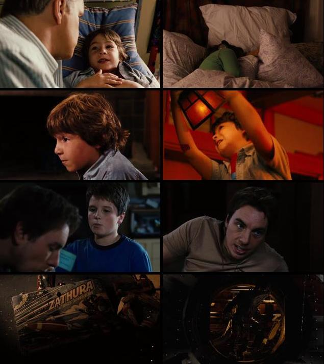 Zathura A Space Adventure 2005 Dual Audio Hindi 720p BluRay