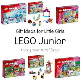 Gift Ideas for Little Girls: LEGO Junior