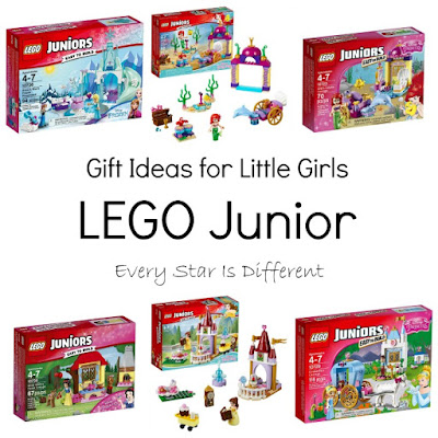 Gift Ideas for Little Girls: LEGO Junior