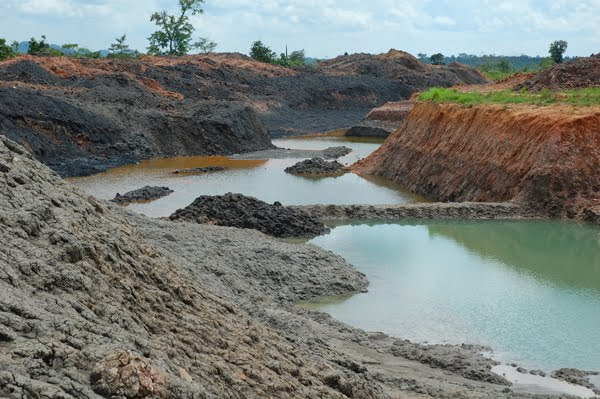 Green Mining Green World: Good Mining Practice II (Nilai