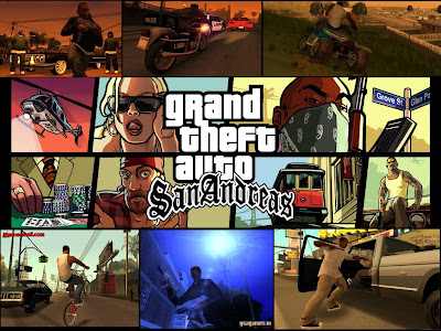 Cheat Game GTA San Andreas Untuk PC