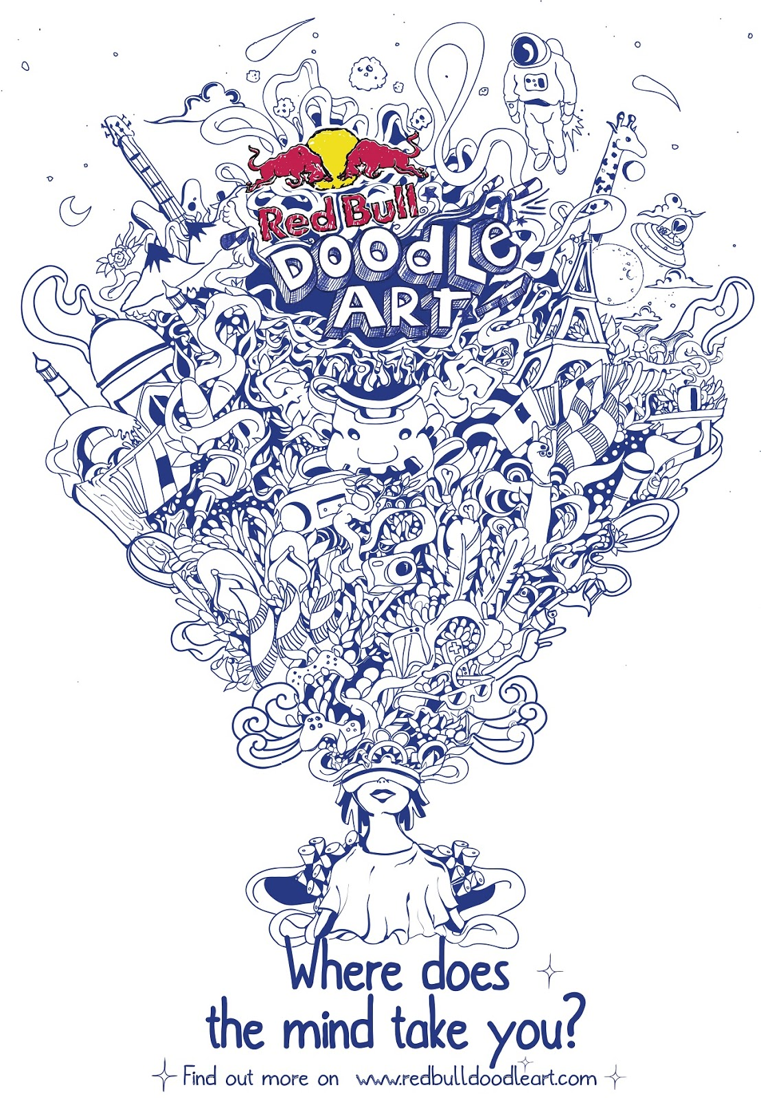 Red Bull Doodle Art Returns To The Philippines Wazzup Pilipinas