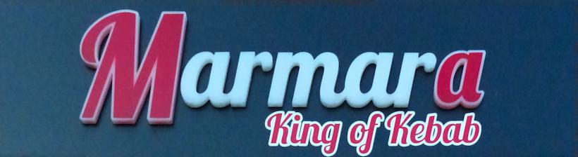 Marmara Kebab Tourcoing - Enseigne