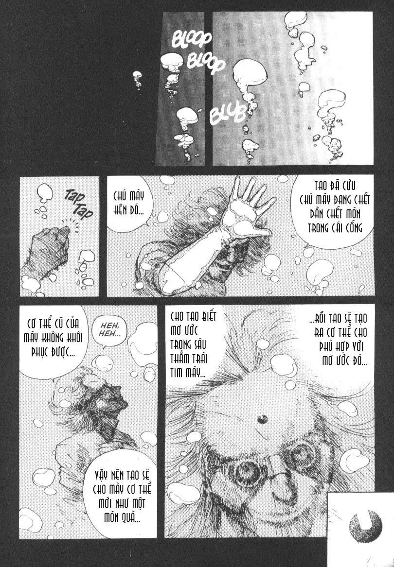 Battle Angel Alita chapter 07 trang 20