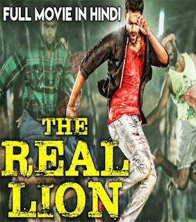 The Real Lion (Thilagar) 2018 Hindi Dubbed HDRip | 720p | 480p