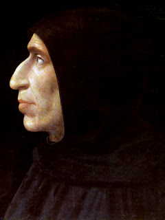 Fra Bartolommeo's portrait of Fra Girolamo Savonarola is in the San Marco museum