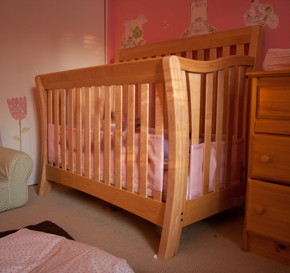Baby cache heritage lifetime crib instruction manual.
