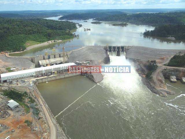 Uma usina de R$ 15 bilhões em Guajará-Mirim