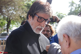 Amitabh Bachchan Launches Ramesh Sippy Academy Of Cinema and Entertainment   March 2017 050.JPG
