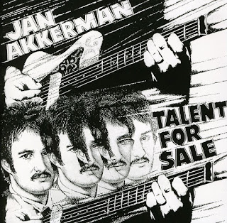 Jan Akkerman - 1968 - Talent For Sale
