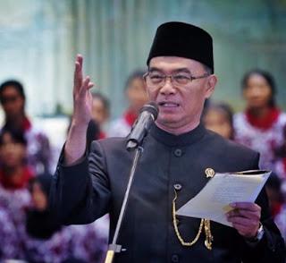 Pidato Sambutan Mendikbud pada Upacara Peringatan Hardiknas 2019