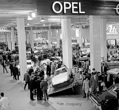 Opel stellt einen Zweisitzer vor