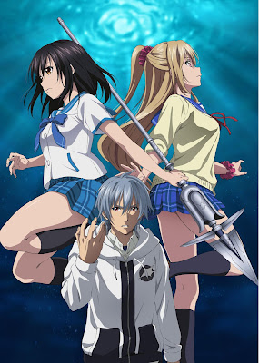 Strike the Blood 3 BD