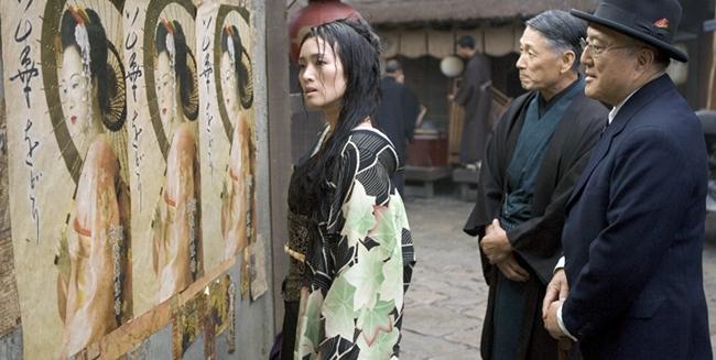 hatsumomo memoirs of a geisha